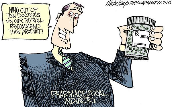 Docs and Big Pharma