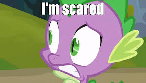 im-scared